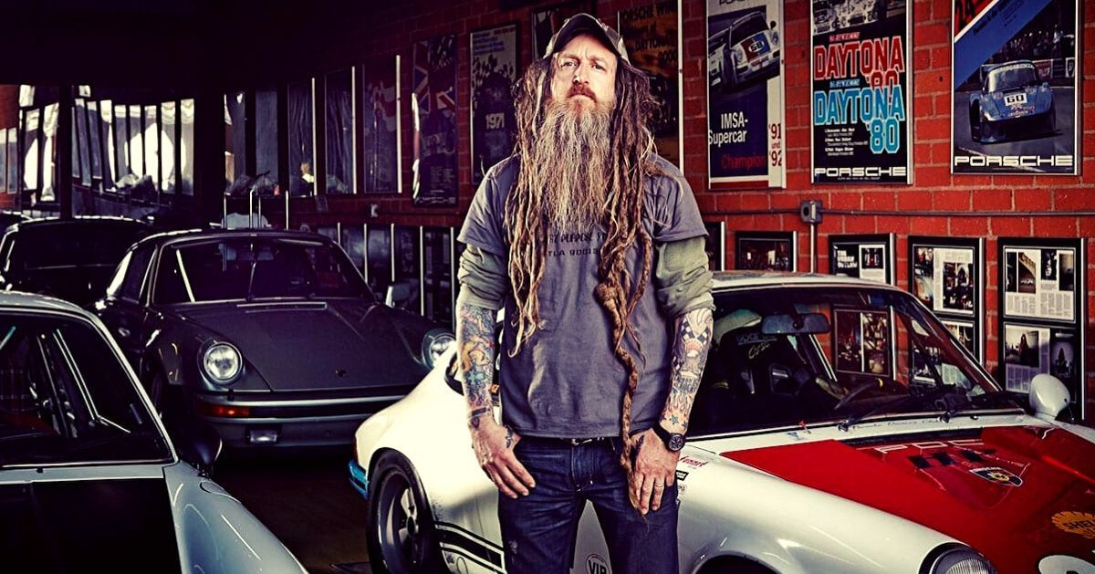 Here's Magnus Walker's Real Net Worth And What He Drives