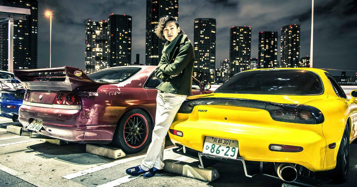 15 Sick Pics From Japan S Underground Car Scene Hotcars