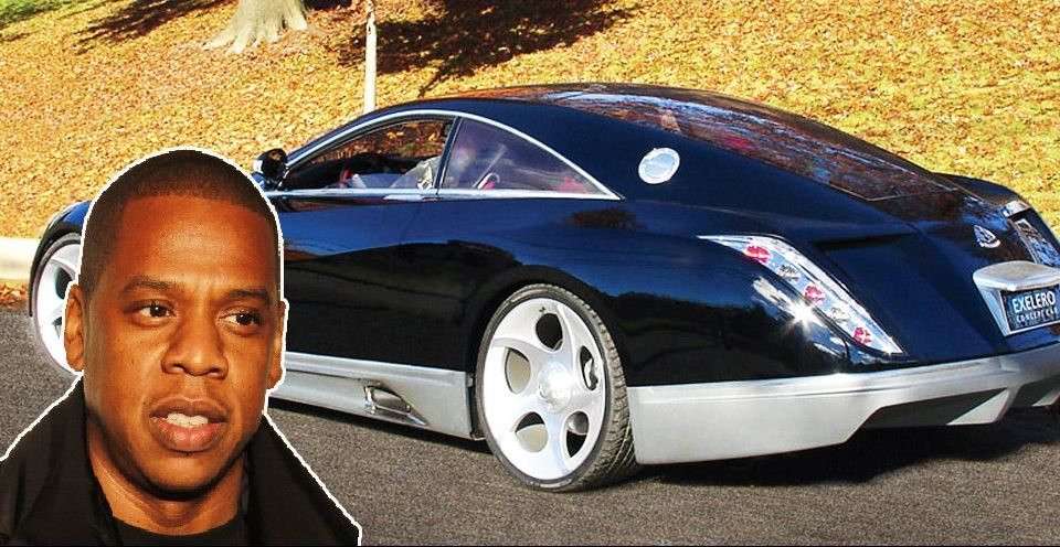 Jay Z S Maybach Exelero What You Should Know Hotcars