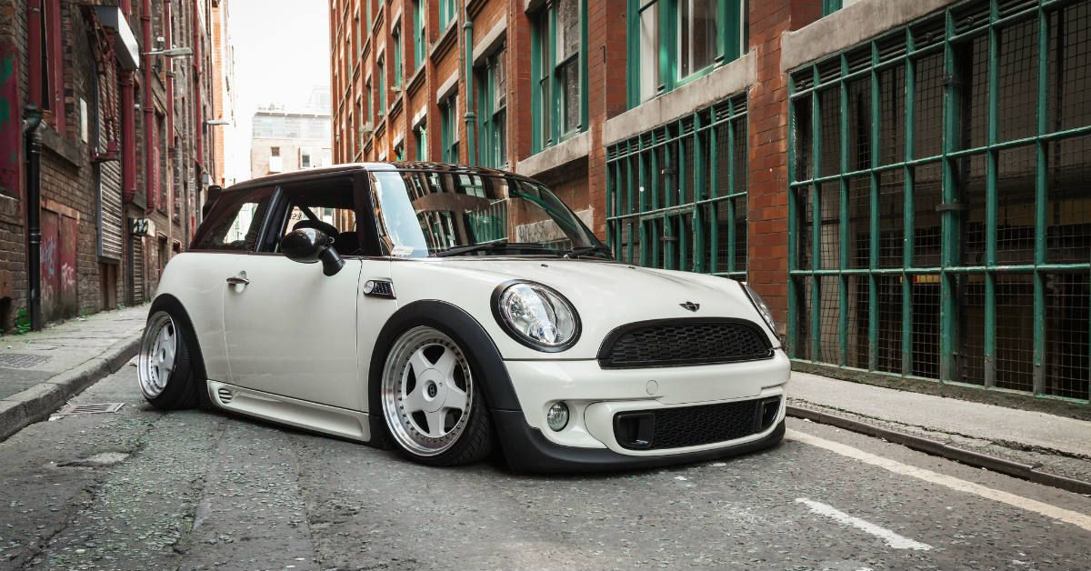 15 Stanced Small Cars That Look Ridiculously Good Hotcars
