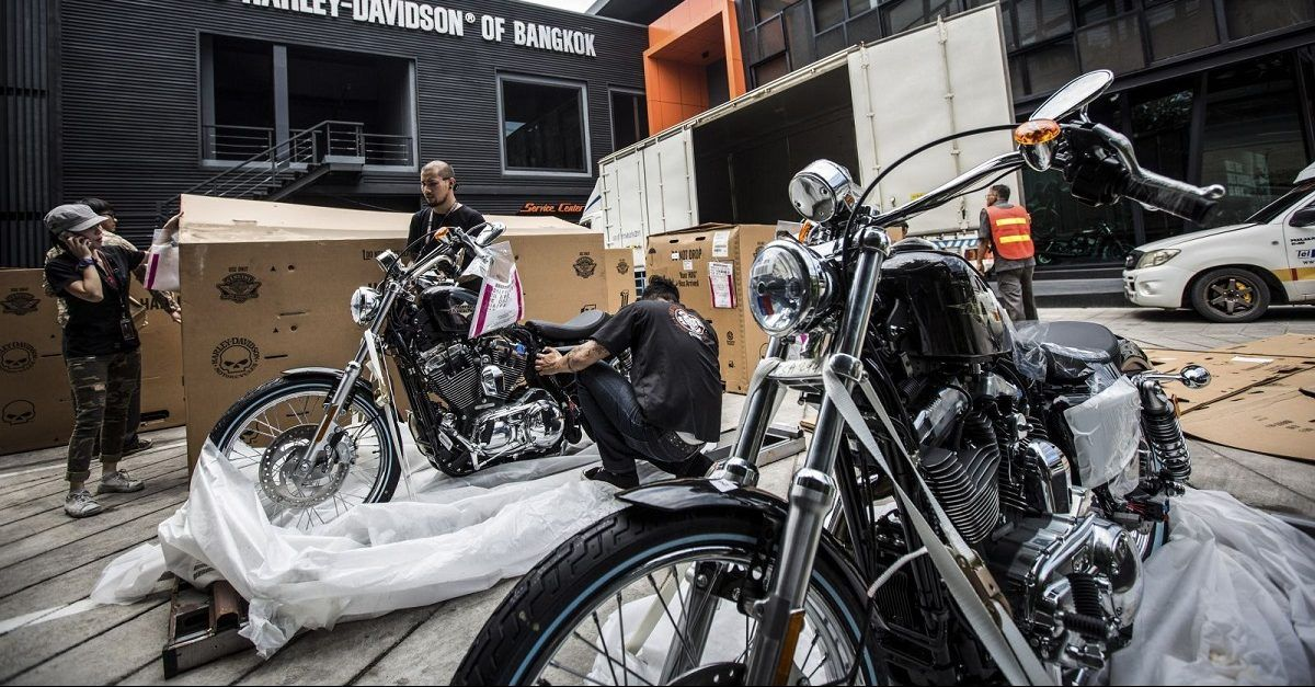 Here Are The Rules Every Harley-Davidson Employee Must Follow