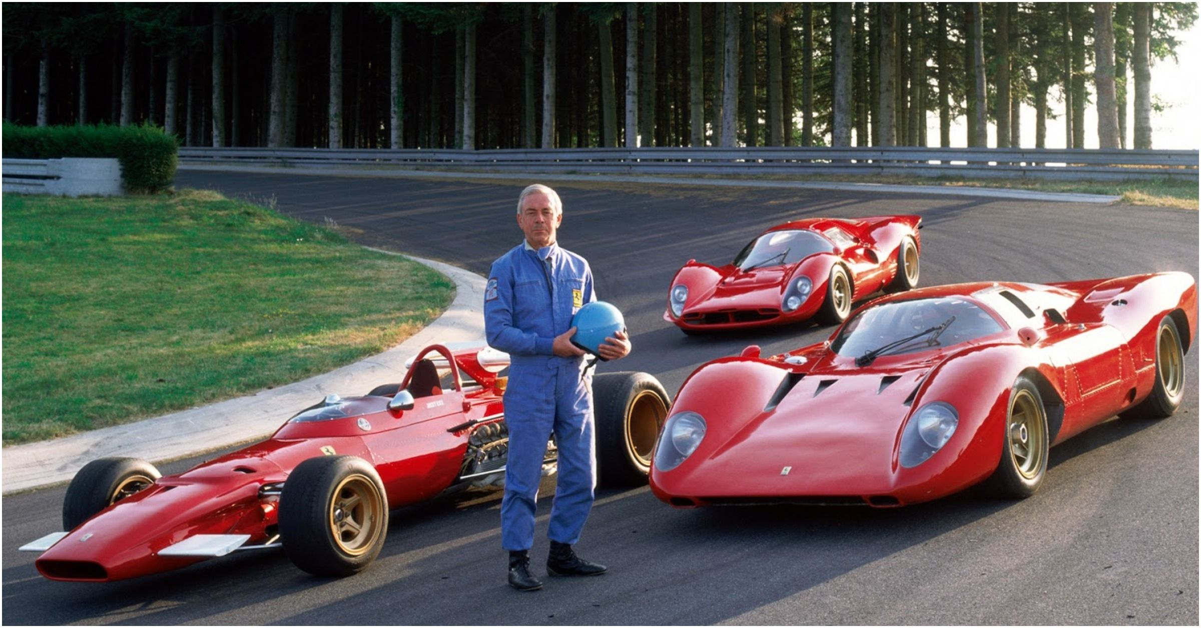 15 Facts About Pierre Bardinon And His Crazy Ferrari Collection