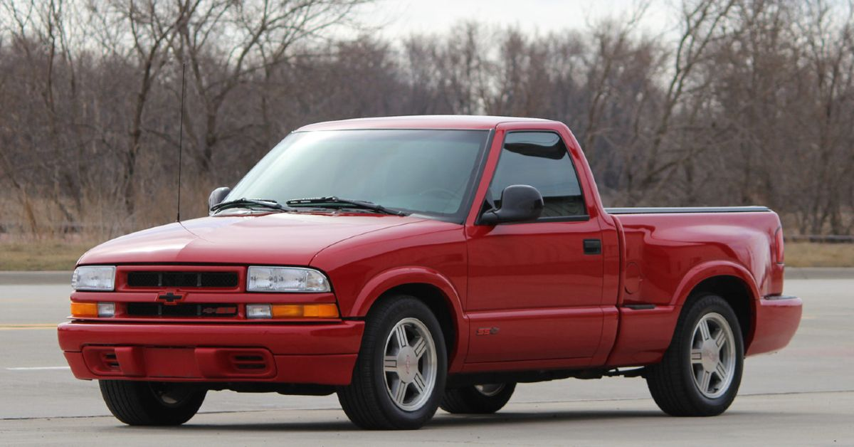 Here S Why The Chevy S10 Is An American Icon Hotcars