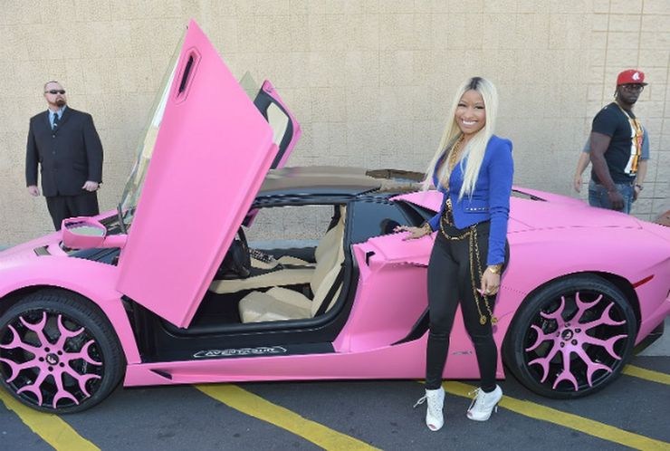 Should Nicki Minaj Be Jealous Of Cardi B's Car Collection?