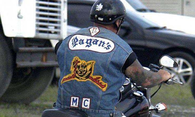 Pagans biker gang