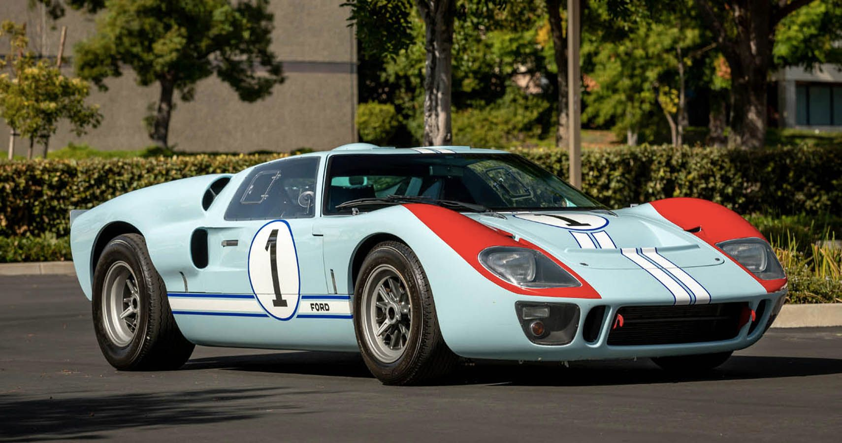 Superformance Taking Orders For Cinema Series Gt40 Replicas