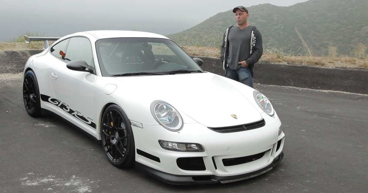 15 Facts About The Cool Cars In Joe Rogan's Garage