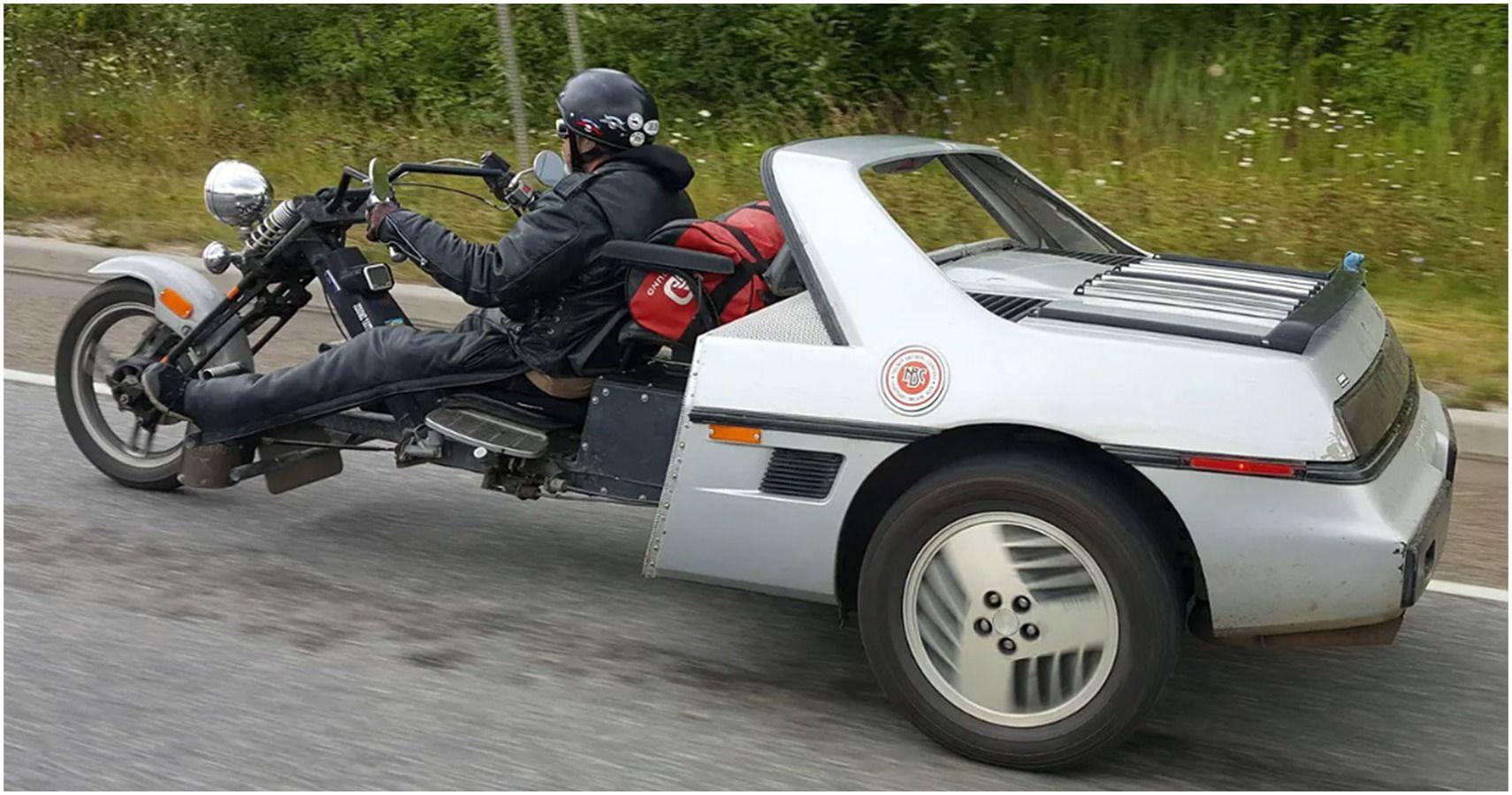 15 Motorcycle Modifications That Make No Sense