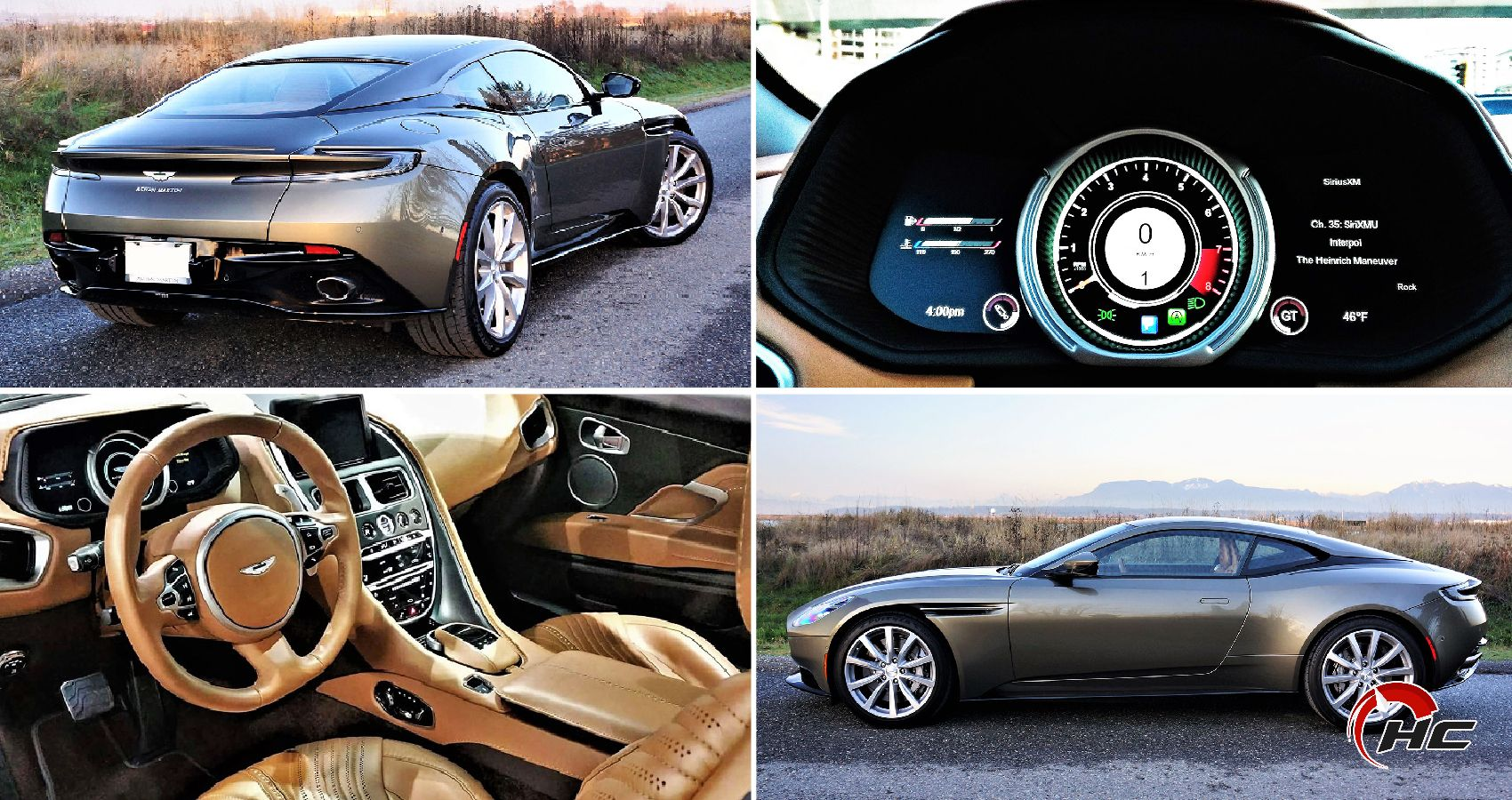 2020 Aston Martin Db11 V8 Review The Beauty And The Beast Within