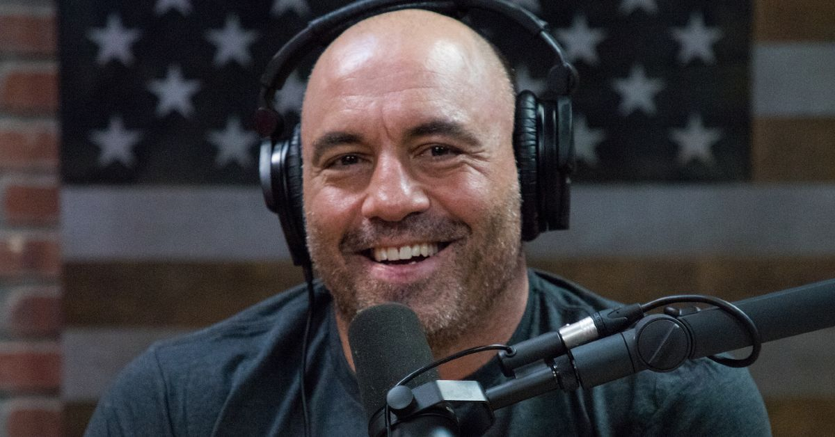 Here's What Joe Rogan Is Driving Today