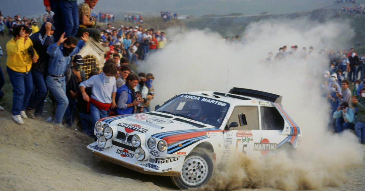 10 Crazy Facts About Group B Rallying