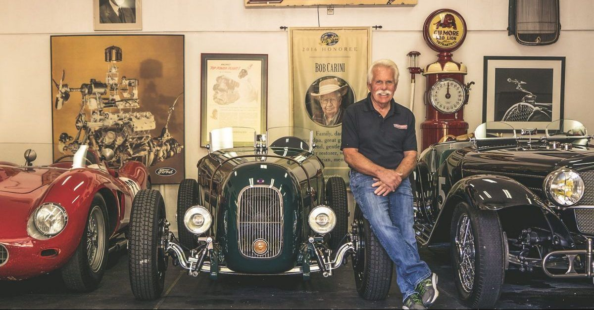 These Are The Rarest Vehicles Featured On Chasing Classic Cars