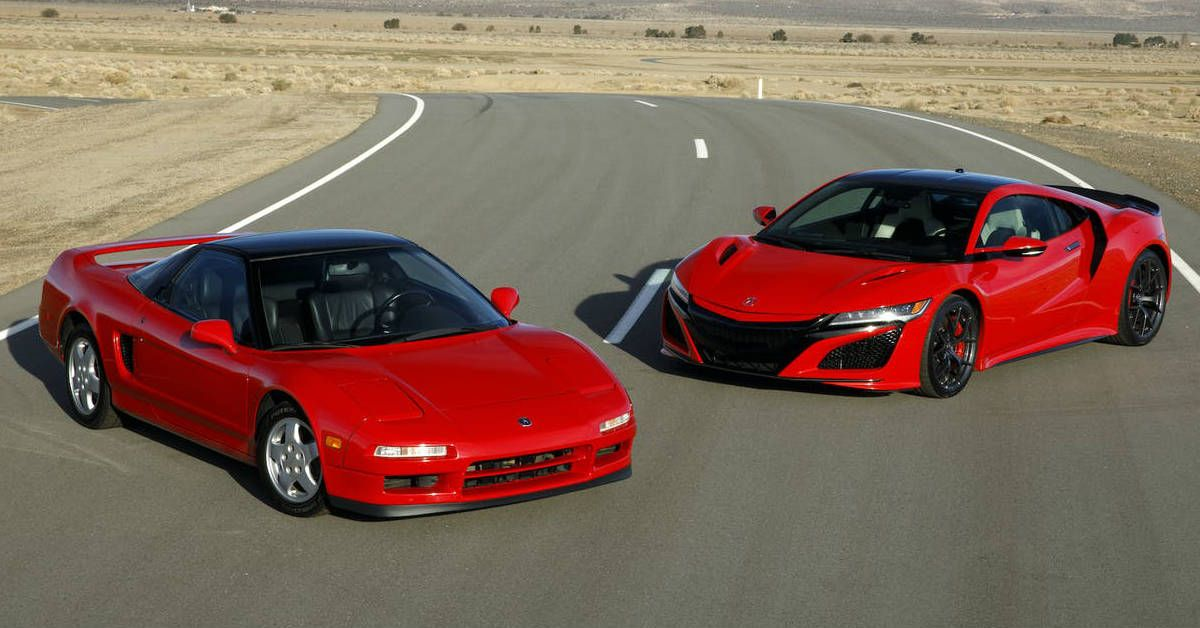 10 Little Known Facts About The Acura Nsx Hotcars