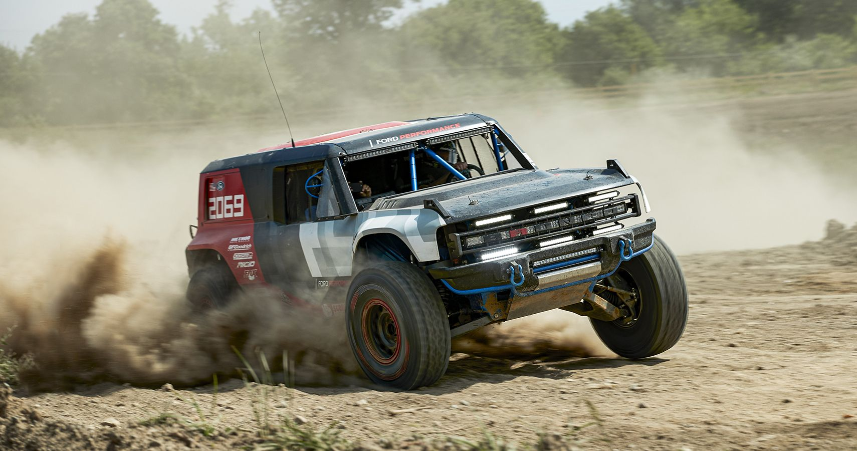 Happy 55th, Bronco! Ford Celebrates With Baja 1000, New Adventure Concepts