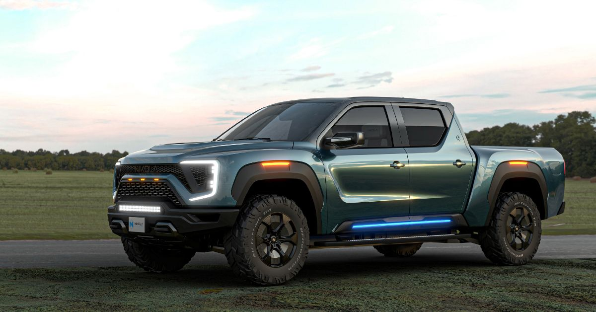 This Electric Pickup Is Beating Tesla To The Market