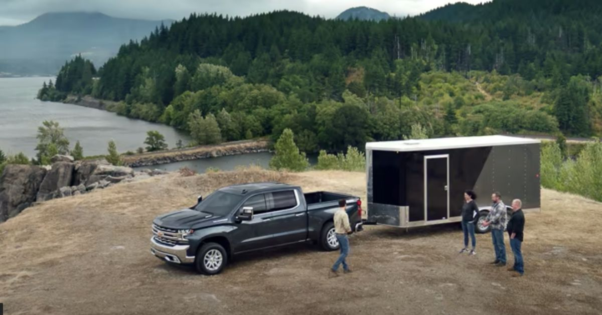 This Is The Technology Behind Chevrolet S Invisible Trailer