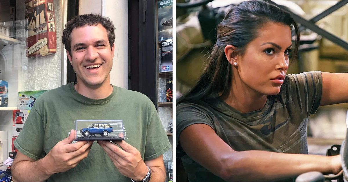 Constance Nunes VS Doug DeMuro: Who Knows Cars Better?   HotCars