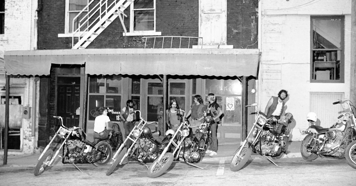 The Rise And Fall Of The Grim Reapers Motorcycle Club
