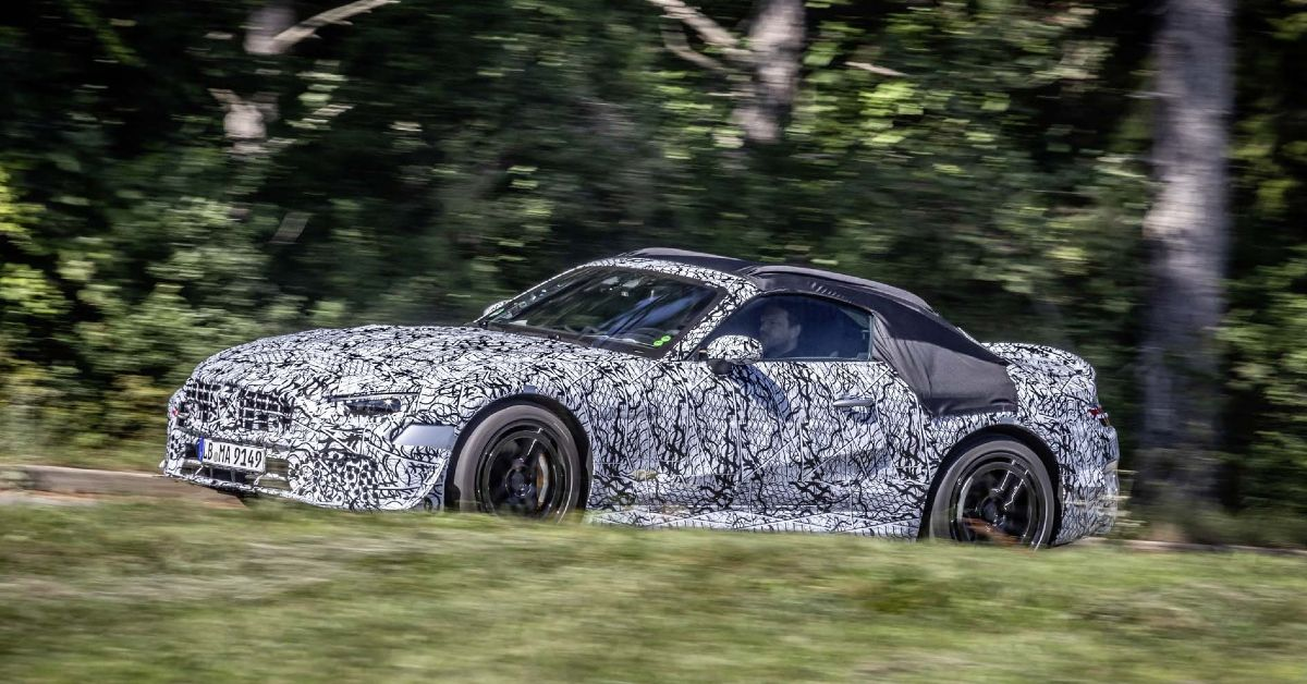 2022 Mercedes-AMG SL-Class: What We Know So Far | HotCars