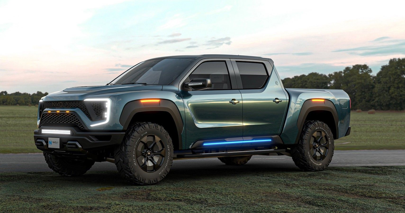 Nikola-Branded GM-Built Badger: Will Startup Fully Drop Its Battery And Fuel Cell Tech?