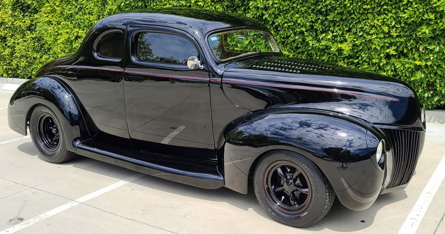 Sons Of Anarchy Creator Kurt Sutter Selling His 1939 Ford Hot Rod For Charity