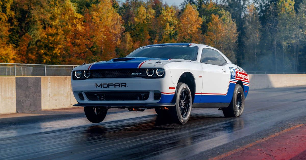 Fastest Quarter Mile Times Set By Standard Muscle Cars Hotcars Flipboard