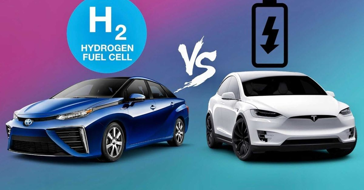FCEV VS BEV: What Will The Car Of The Future Run On | HotCars