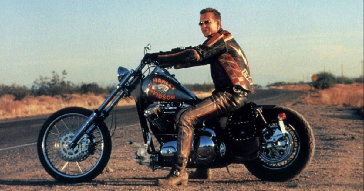 Awesome Harley-Davidson Motorcycles Featured In Movies
