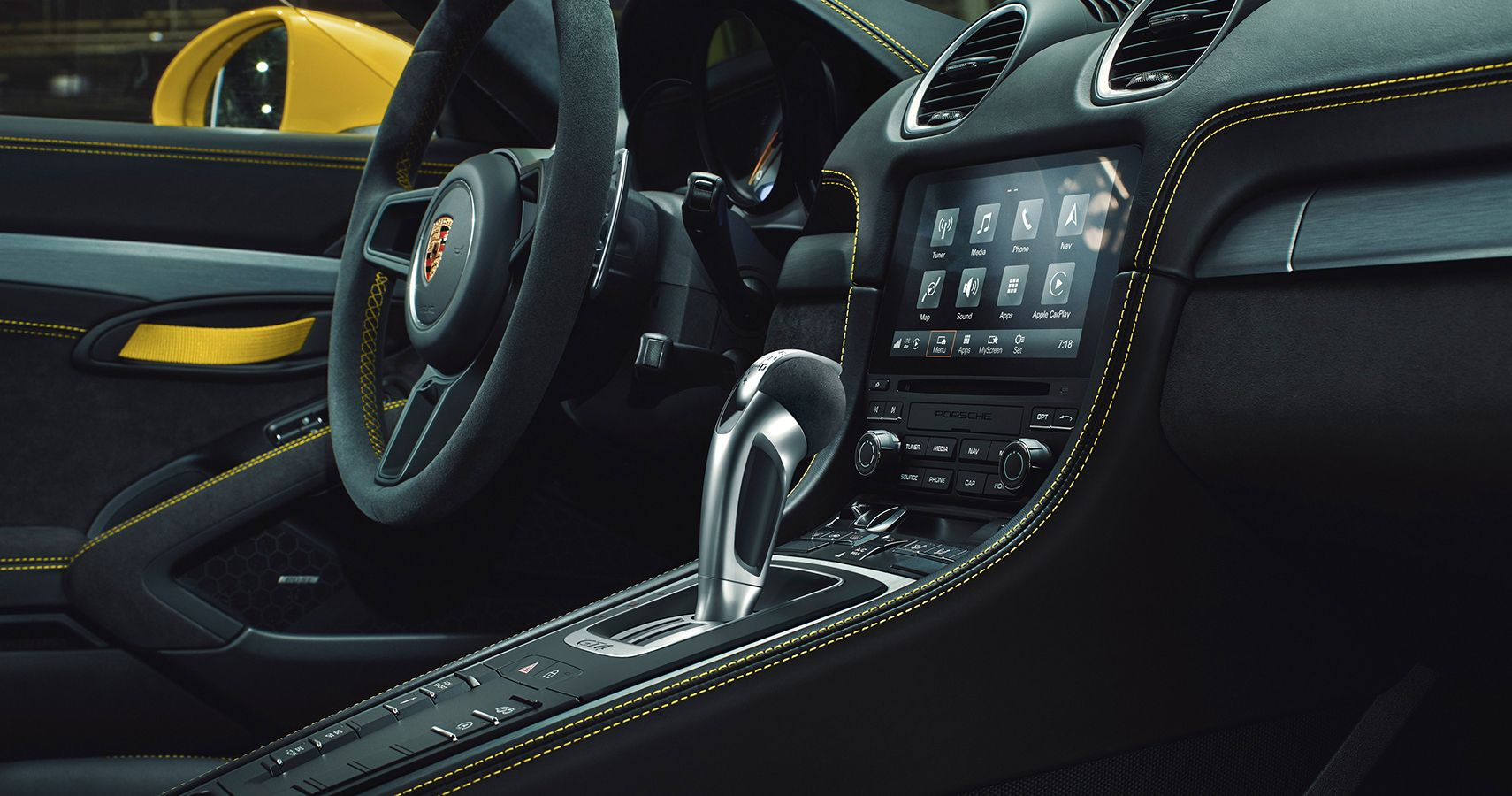 All 2021 Porsche 718 Models Available With PDK Dual Clutch Transmission