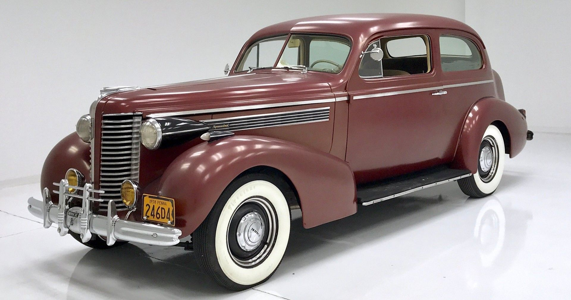 Rust Valley Restorers: An Inside Look At Sarah Ward's 1938 Buick