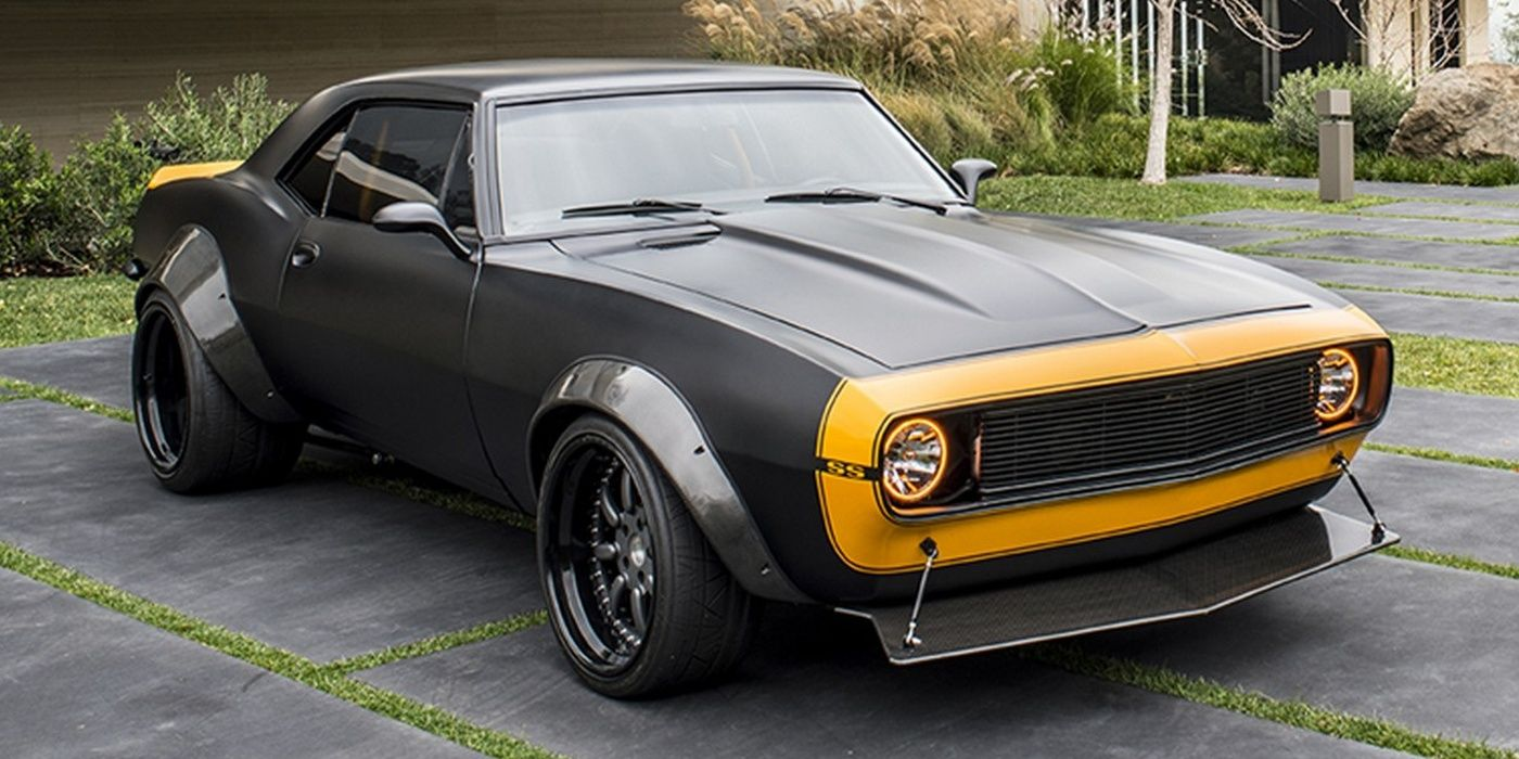 5 Muscle Cars That Look Awesome With Wide Fenders (5 That Are Beyond Ridiculous)