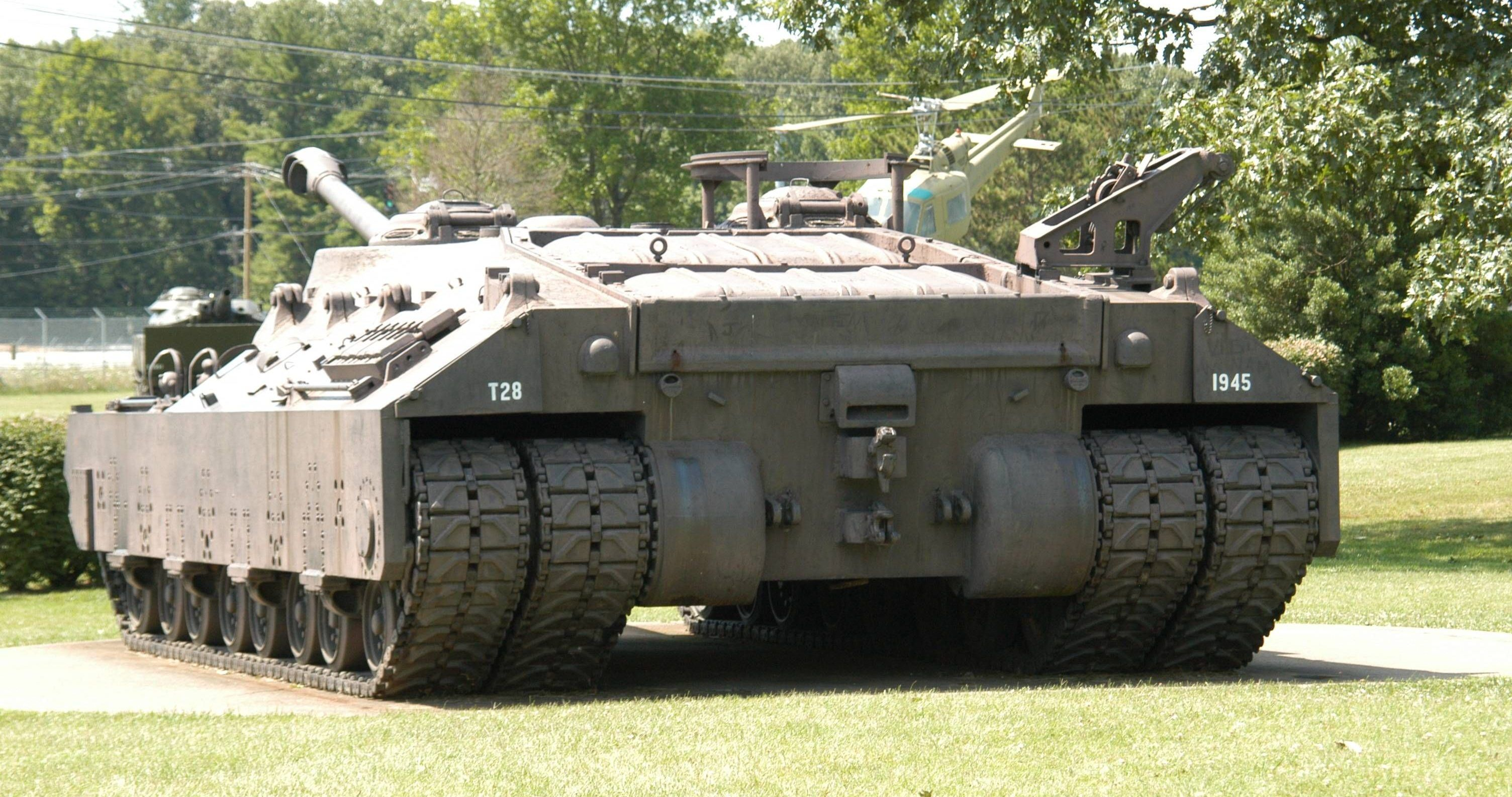 Here Are The Weirdest Tank Designs Of All Time