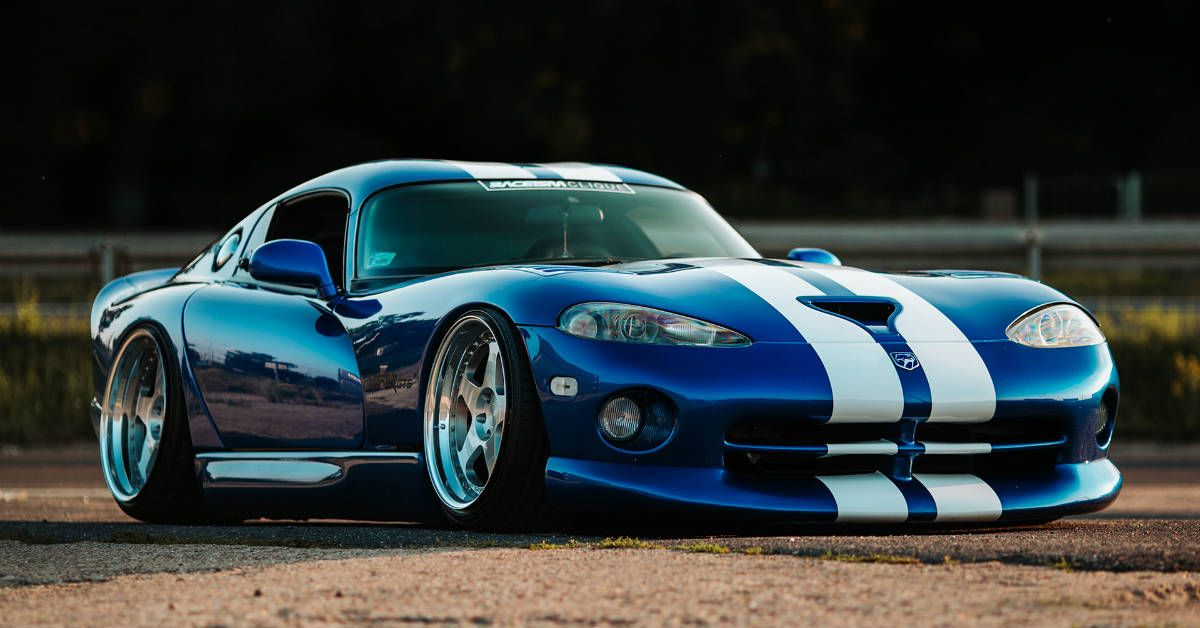 We Can T Stop Staring At These Modified Dodge Vipers Hotcars