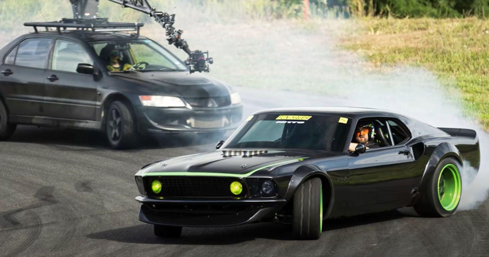 Hoonigan Mustang Electric