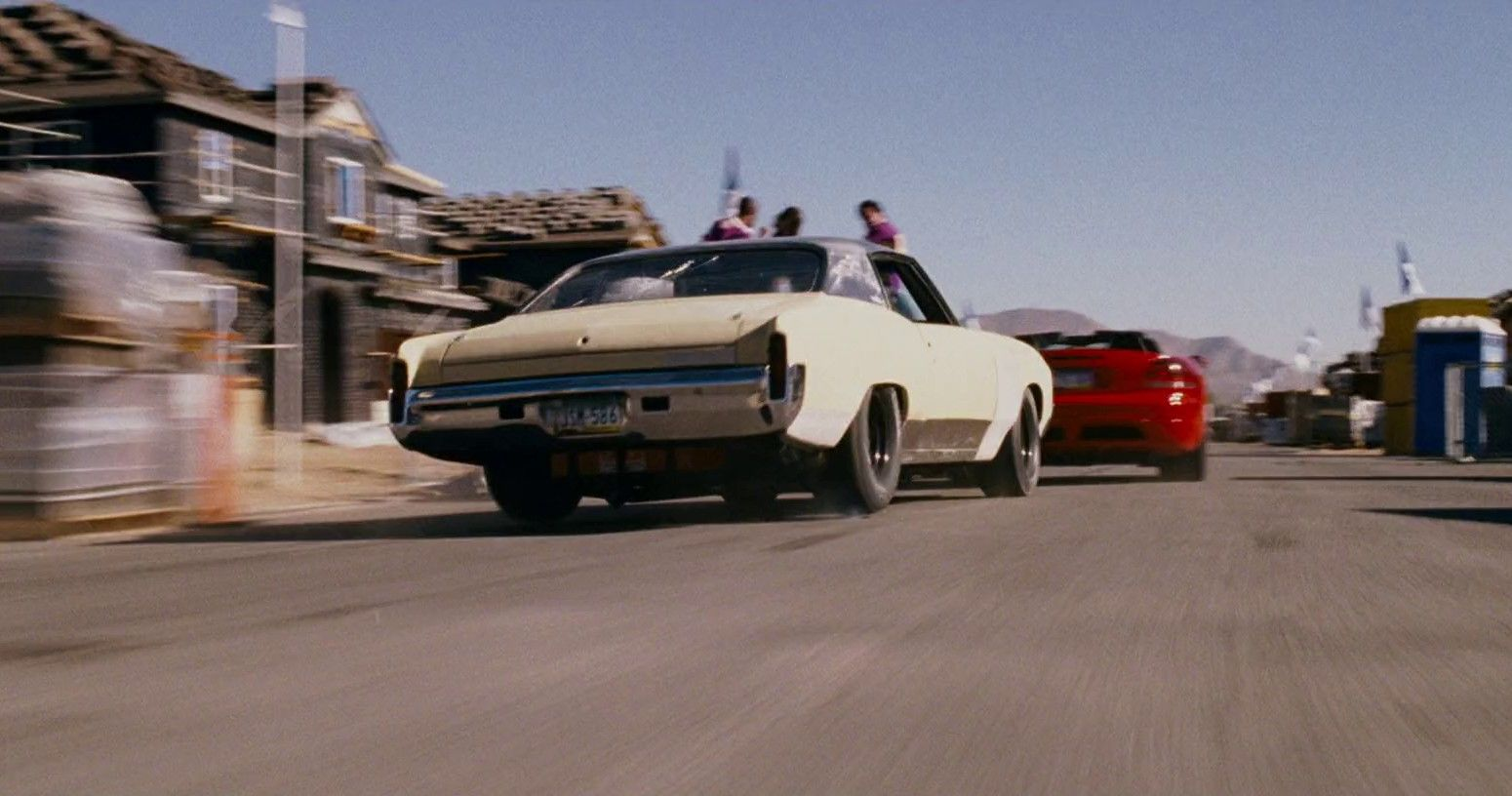 Here's What Happened To The 1971 Monte Carlo From The Fast And The Furious