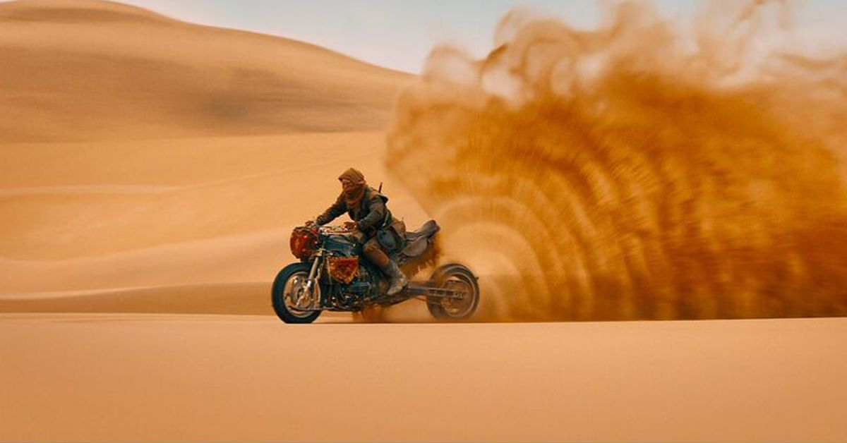 Here's The Story Behind The Motorcycles From Mad Max: Fury Road