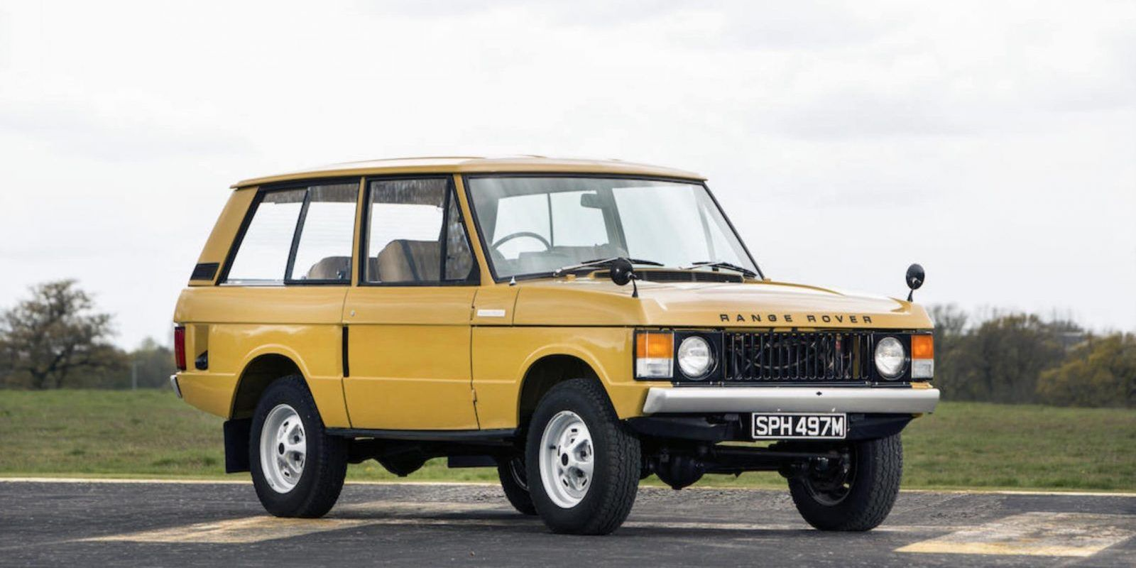 These Classic Cars Are Incredibly Slow... But We Still Can't Afford Them