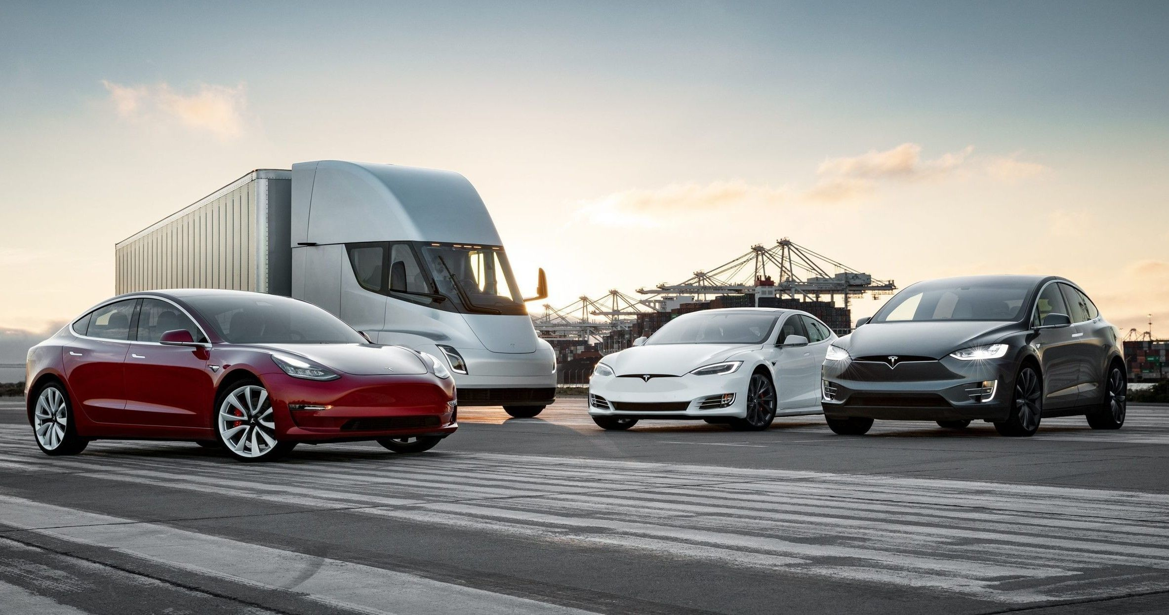 Tesla: A Full Preview Of Their Electric Vehicles Lineup | HotCars