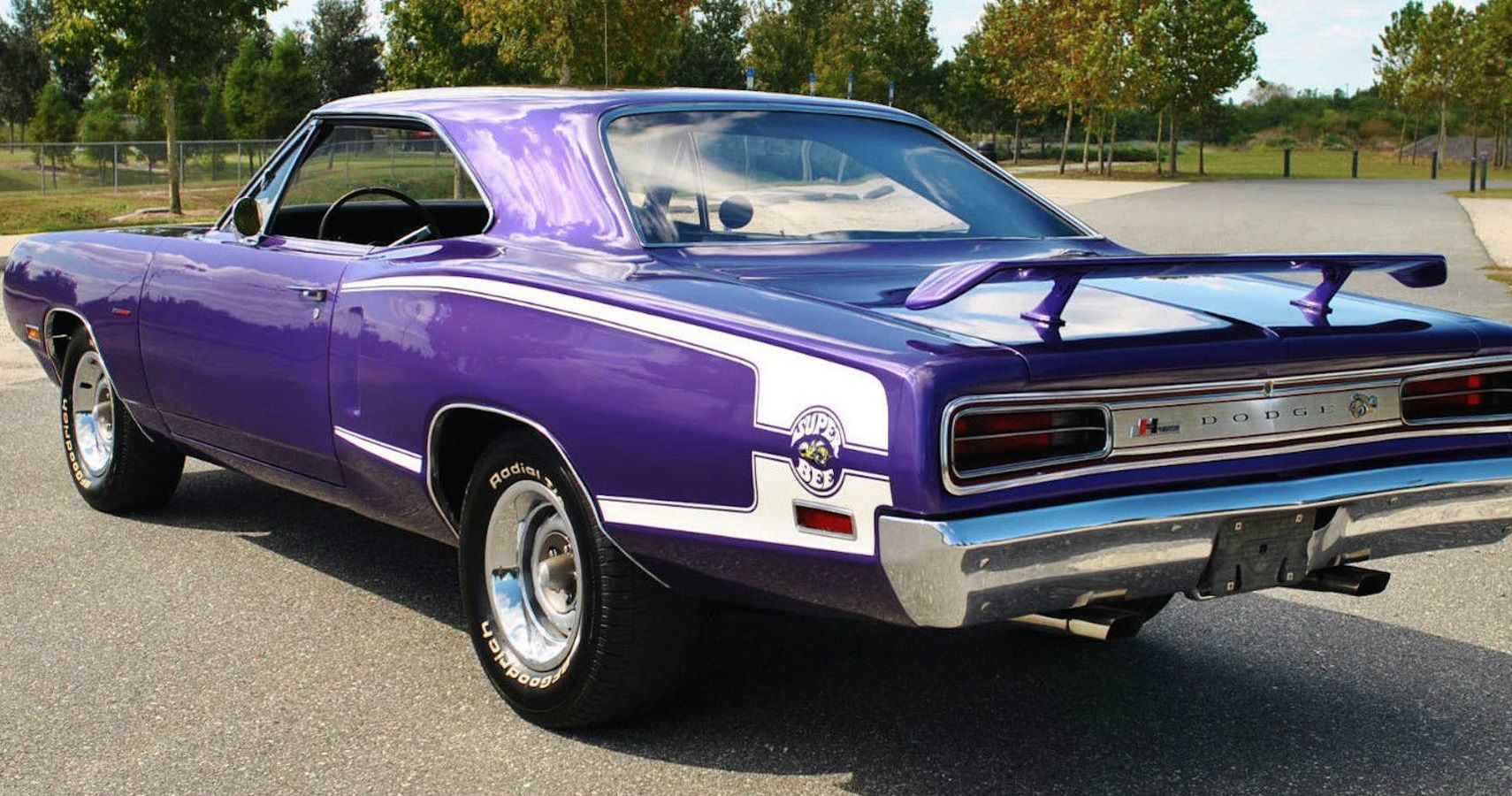 A Look Back At The 1970 Dodge Super Bee Muscle Car | HotCars