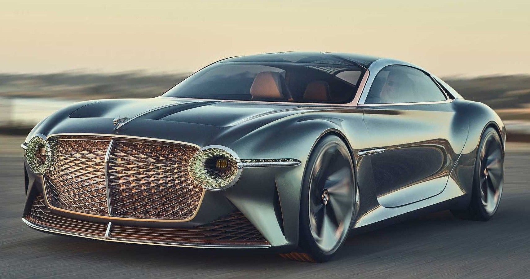 The Bentley EXP 100 GT Concept Gives Us A Peak At 2035 | HotCars