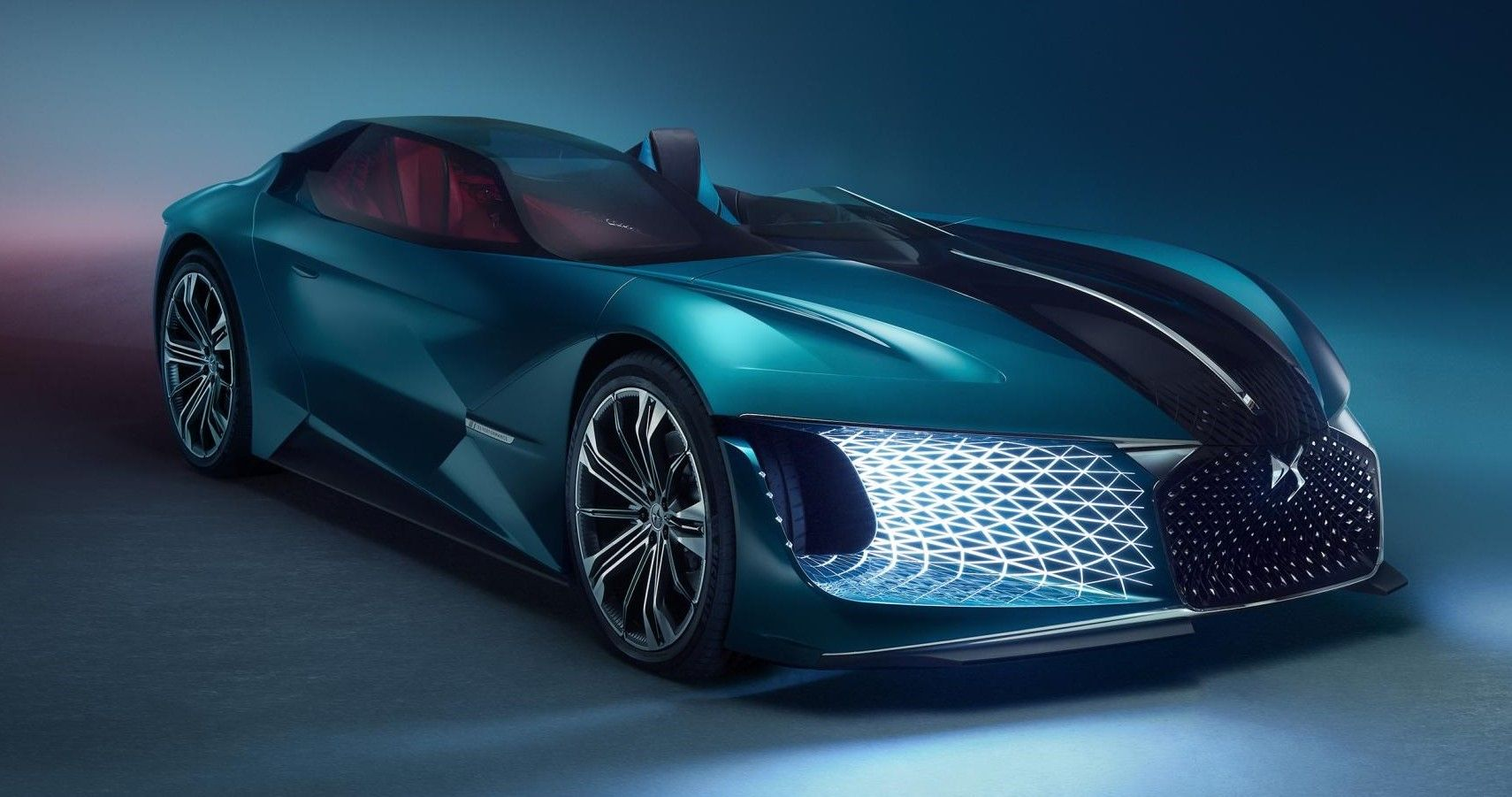 DS X E-Tense Is A Dream Supercar Concept Aiming At 2035