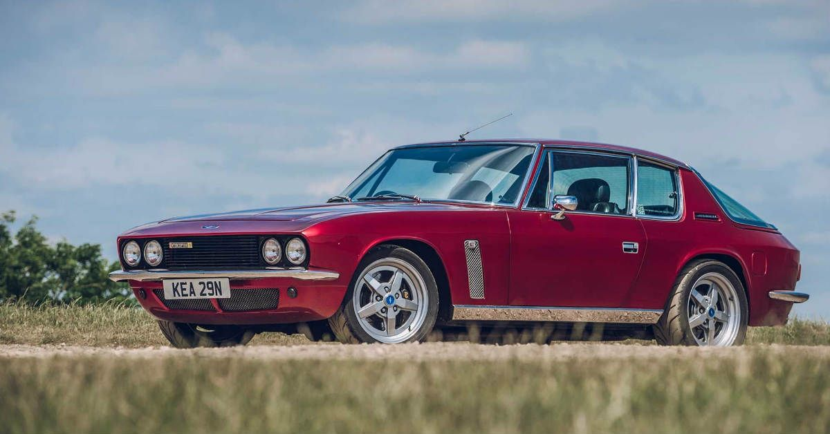 10 Best Muscle Cars That Aren't From The United States