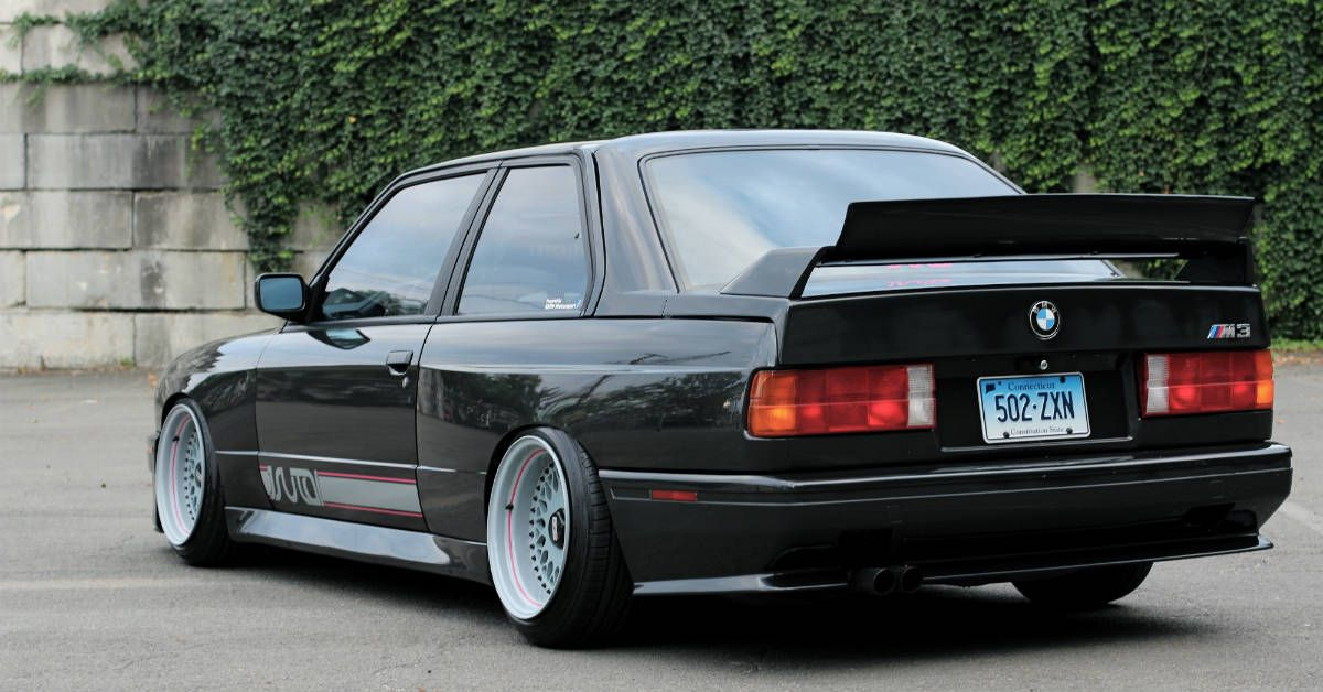 These Are The 10 Coolest European Cars From The 1980s | HotCars