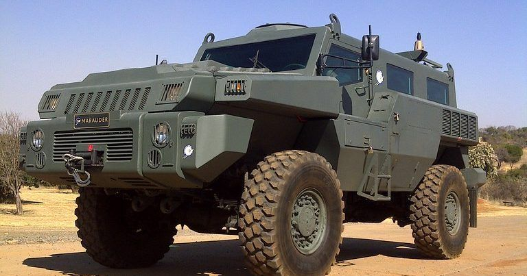 These Military Trucks Could Handle An Apocalypse | HotCars