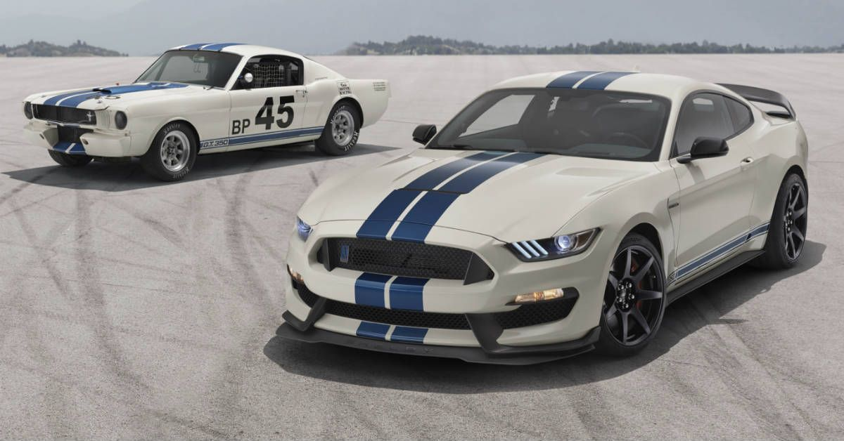 The Evolution Of The Ford Mustang In Pictures   HotCars