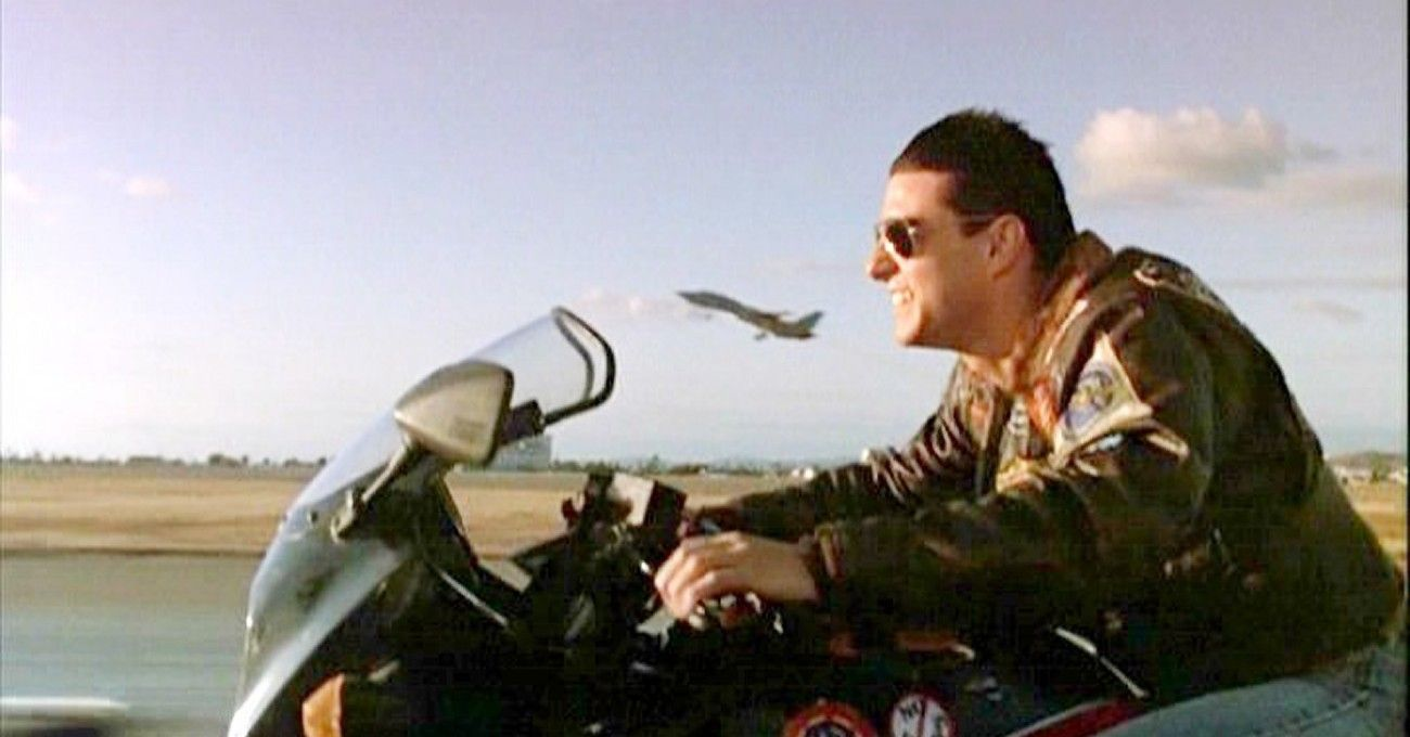 A Detailed Look At The Kawasaki Motorcycle That Tom Cruise Drove In Top Gun