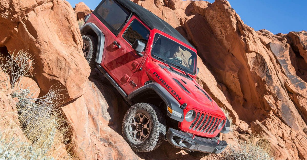 5 Toughest Off-Road SUVs (5 That Can Barely Handle A Gravel Road)
