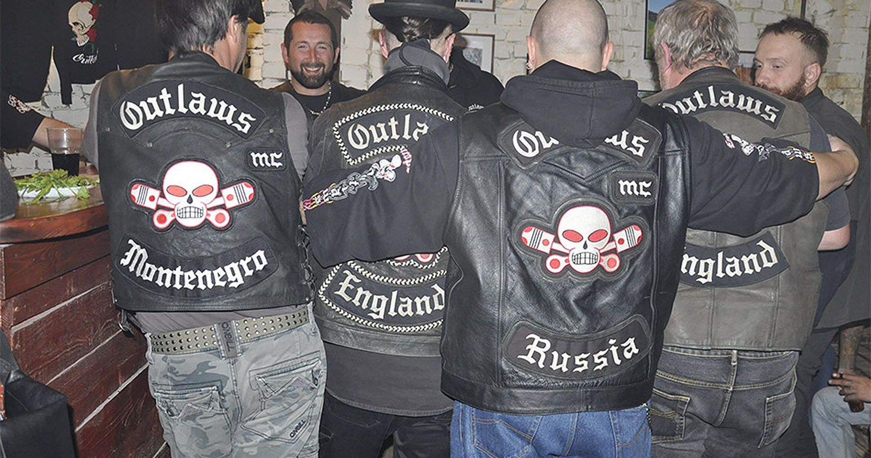 Here's What America's Outlaw Motorcycle Clubs Keep On The DL