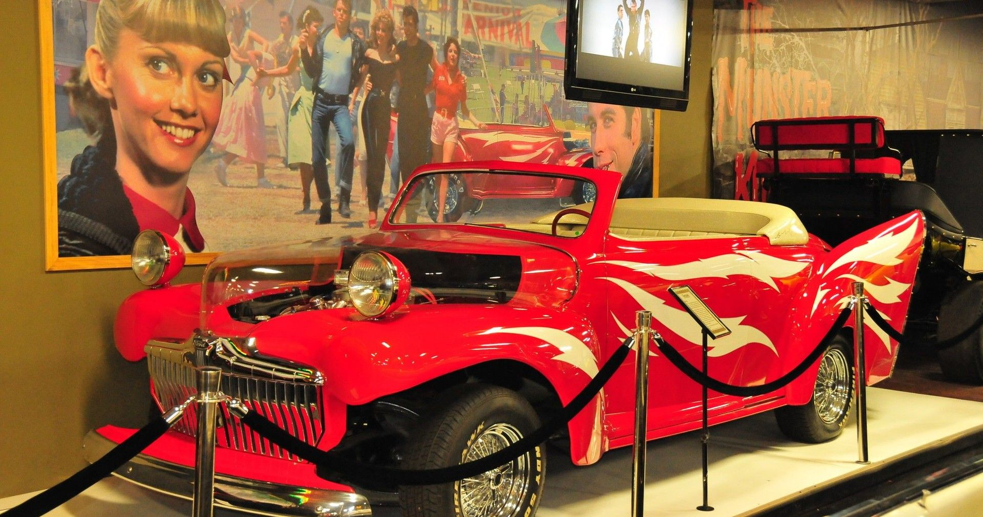 Here's Where The Ford De Luxe Convertible From Grease Is Today