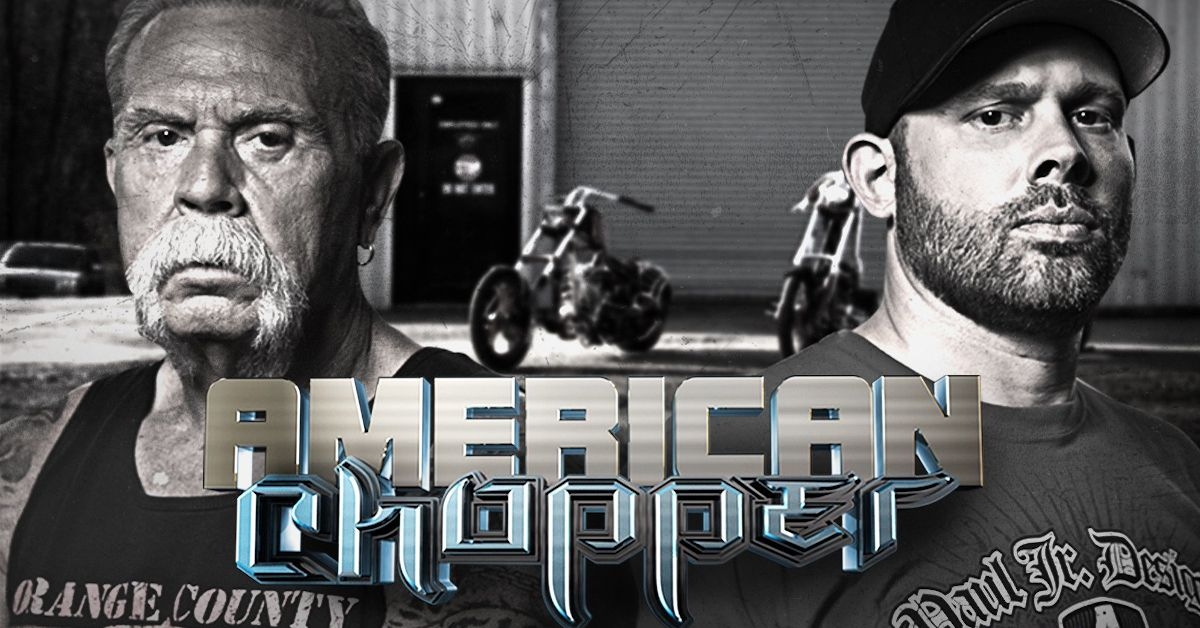 Here's Where The Cast Of Orange County Choppers Are Today